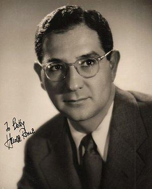 Harold Rome - Rome in 1950