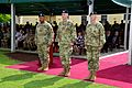 Harrington takes command of U.S. Army Africa (26804300954).jpg