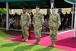 Harrington takes command of U.S. Army Africa (26804300954).jpg
