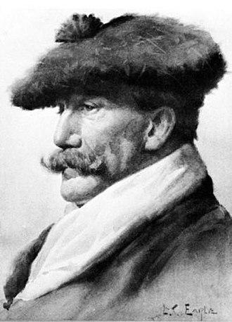 Harry Fenn - Portrait of Harry Fenn, by L.C. Earle, date unknown