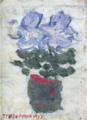 HasegawaToshiyuki-1933-Pale Purple Flowers.png