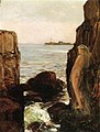 Hassam - nymph-on-a-rocky-ledge.jpg