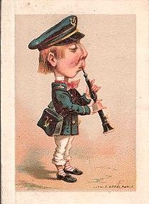 Hautboïste Image 1903.jpg