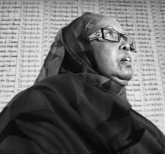 Hawa Aden Mohamed - in 2012