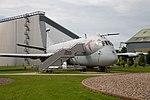 Hawker-Siddeley Nimrod R.1 XV249 (27975488495).jpg