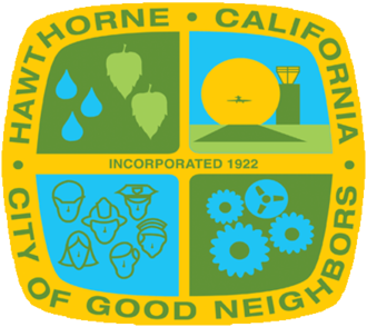 Hawthorne, California - Image: Hawthorne CA logo