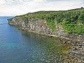 Headland east of Rubha na h-Easgainne - geograph.org.uk - 891754.jpg