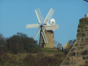 Heage - Heage Windmill