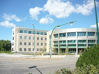 University of Saskatchewan College of Medicine - Health Sciences E Wing
