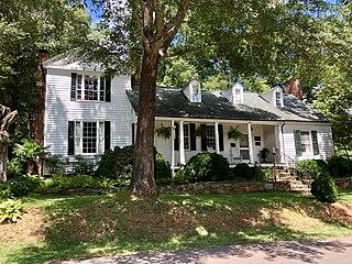 Heartsease (Hillsborough, North Carolina) United States historic place