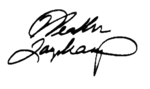 Heather Langenkamp's signature.png