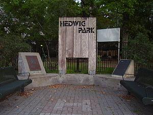 Hedwig Village, Texas - Hedwig Park