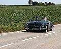 Heidelberg Historic 2015 - Mercedes-Benz 190 SL 1955 2015-07-11 15-00-12.JPG