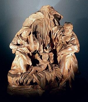 Giuseppe Maria Mazza - Image: Heilige Familie Bologna BNM