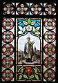 Heiligenkreuz Cholerakapelle Türfenster rechts.jpg
