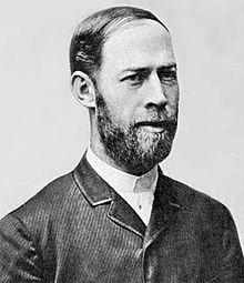 هاينريخ رودولف Heinrich Rudolf Hertz