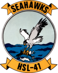 Helicopter Anti-Submarine Squadron Light 41 (US Navy) insignia, 1983 (6368928).png