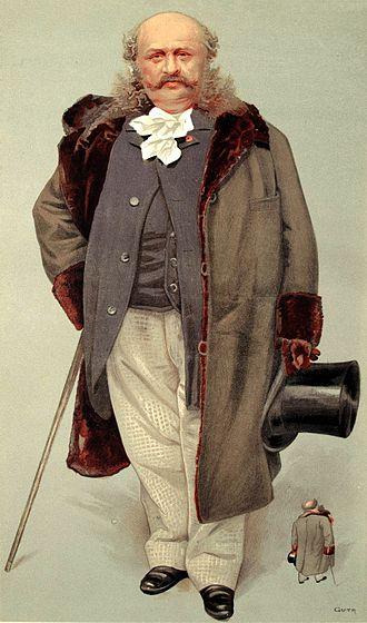 Jean Baptiste Guth - Image: Henri de Blowitz, Vanity Fair, 1889 12 07