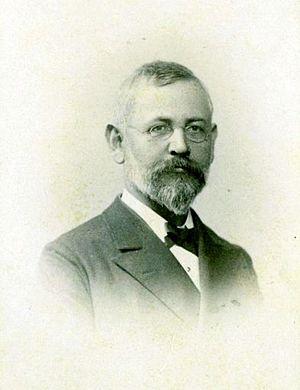Henry Otis Dwight - Henry Otis Dwight, ca. 1875