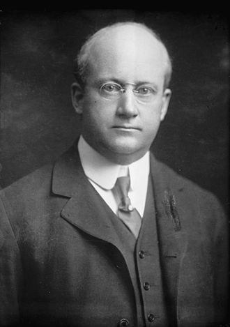 Henry Rogers Seager - Henry Rogers Seager, 1915.