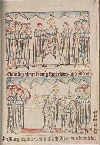 Coronation of the Holy Roman Emperor - Coronation of Henry VII, Holy Roman Emperor