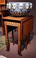 Henry cros per manifattura di sèvres, vaso da giardino i mesi (1900), su supporto di paul auscher, parigi 1911, 02.JPG