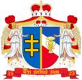 Herb Rodowy Jagiellonów - Wazów.png
