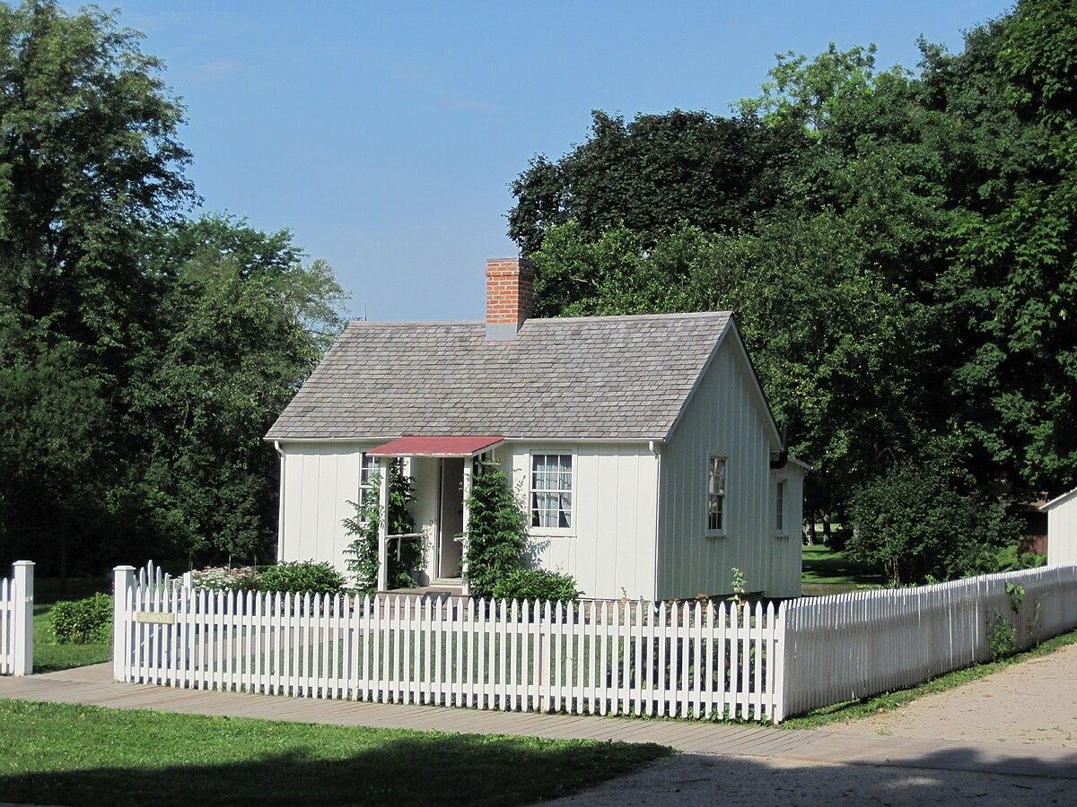 Herbert Hoover National Historic Site Wikipedia
