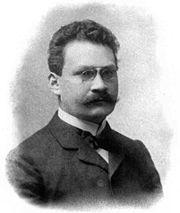 En la imagen, el matemático alemán Hermann Minkowski (1864-1909). Su trabajo de 1907, Raum und Zeit (Espacio y Tiempo), abrió las puertas a la geometrización de la gravedad y de la física en general.