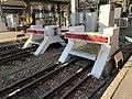 Heurtoir en gare de Paris-Gare de Lyon en janvier 2020.jpg