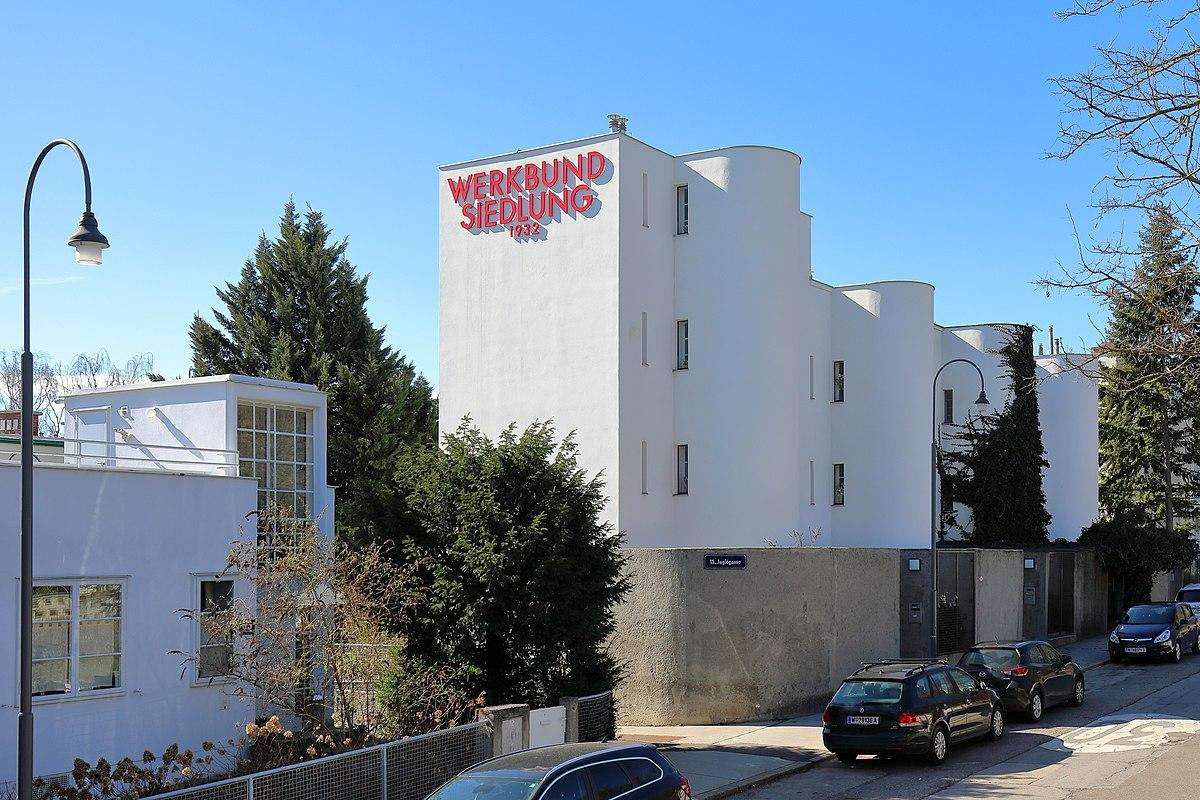Werkbundsiedlung Wien – Wikipedia