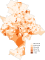 Hinduism Nottingham 2011 census.png