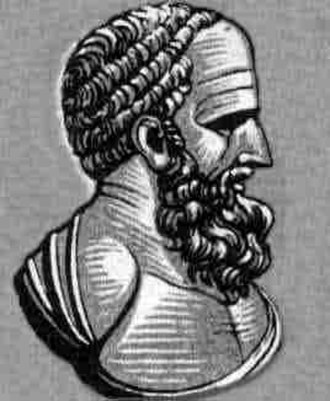 "Trigonometry - Hipparchus, credited with compiling the first trigonometric table, has been described as ""the father of trigonometry""."