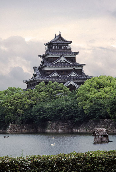 Descripciones del lugar 404px-HiroshimaCastle