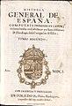 Historia general de España 1601 Juan de Mariana T2.jpg