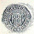 Hjelmslev Herreds segl 1610.jpg