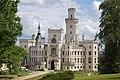Hluboká nad Vltavou Castle - panoramio (1).jpg