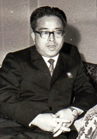 Minister of Foreign Affairs (North Korea) - Image: Ho Dam