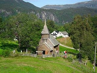Holdhus Church Church in Vestland, Norway