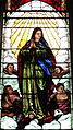 Holy Cross-Immaculata Church (Cincinnati, Ohio) - stained glass, Immaculate Conception.jpg