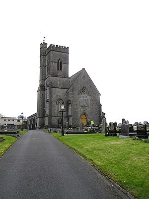 Lisnaskea - Holy Trinity Church of Ireland, Lisnaskea