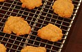 Homemade cheese crackers on cooling rack.jpg