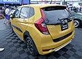 Honda FIT HYBRID CROSS STYLE (DAA-GP5) rear.jpg