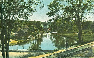 Adams, Massachusetts - Hoosic River
