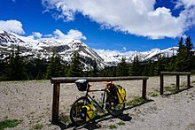 Coast to Coast on the TransAmerica Bicycle Trail