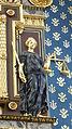 Horloge de Charles V - L'allégorie de la Justice pose à droite de l'horloge.jpg
