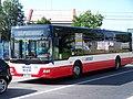 Horní Počernice, Bystrá, autobus.jpg