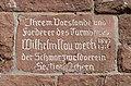 Hornisgrinde- Observation tower - Inscription.jpg
