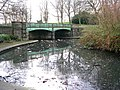 Horton Park Lake - Horton Park Avenue - geograph.org.uk - 636576.jpg