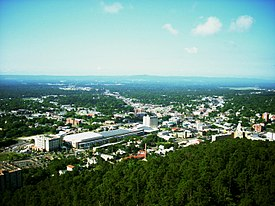 Hot Springs, Arkansas aerial view.jpg